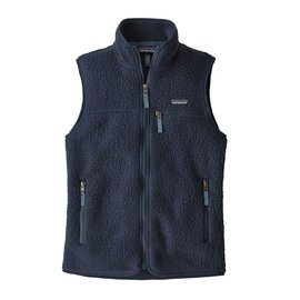 Patagonia Patagonia Women's Retro Pile Fleece Vest - Navy