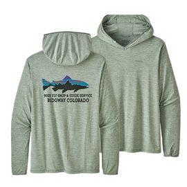 Patagonia Patagonia M's Tropic Comfort Hoody II - RIGS Fitz Roy Logo