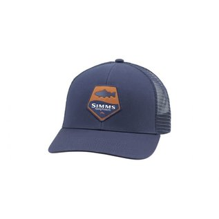 Simms Fishing Simms Trout Patch Trucker - Admiral Blue