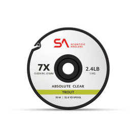 Scientific Anglers SA Absolute Trout tippet