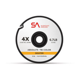 Scientific Anglers SA Absolute Trout Sighter Tippet   2X