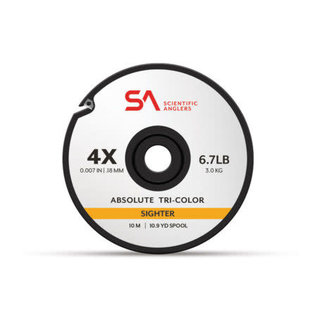 SA Absolute Trout Sighter Tippet   2X