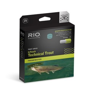 Rio Products RIO Intouch Technical Trout Fly Line -