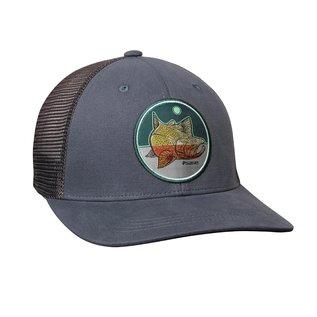 Sage SAGE Patch Trucker - Blue- Rainbow Trout
