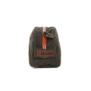 Fishpond Fishpond Cabin Creek Toiletry Kit - Peat Moss
