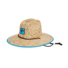 Costa Del Mar Costa Lifeguard Straw Hat