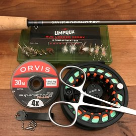 Black Fly Week Intro Fly Fishing Starter Package