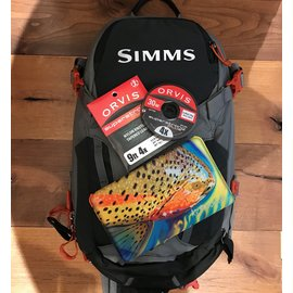 Simms Fishing Black Fly Week Simms Sling Bundle