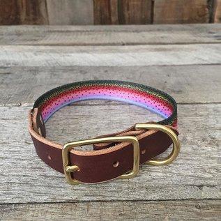Whiskey Leather Works Wiskey Leatherworks Dog Collar -