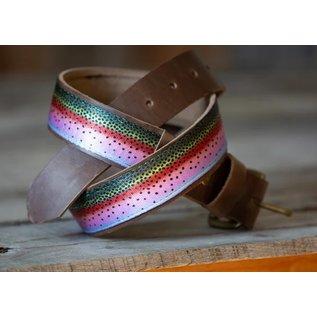 Whiskey Leather Works Whiskey Leather Works Belts -