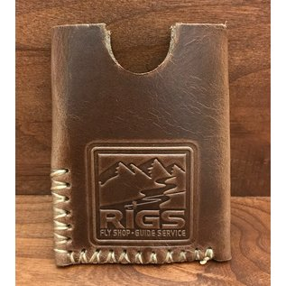 Whiskey Leather Works RIGS Bitterroot Wallet -