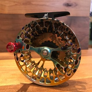 Abel Reels Abel VAYA 5/6 - Native Brown/Red Hangle