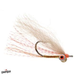Umpqua Feather Merchants Umpqua Christmas Island Special - Pearl Size 6