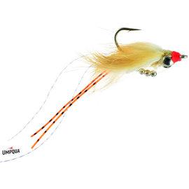 Umpqua Feather Merchants Umpqua Avalon Permit Fly - Tan Heavy Weight Size 2