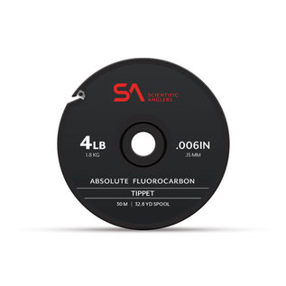 SA Absolute Fluorocarbon Tippet