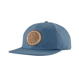 Patagonia Patagonia Stand Up Cap - Root Revolution: Pigeon Blue