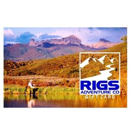 RIGS RIGS Adventure Gift Card