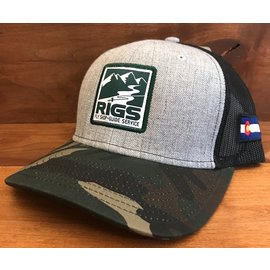 RIGS RIGS Zone Trucker Cap -