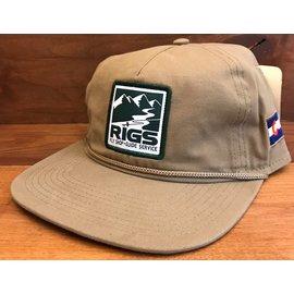 RIGS RIGS Ranger Hat - Lumber