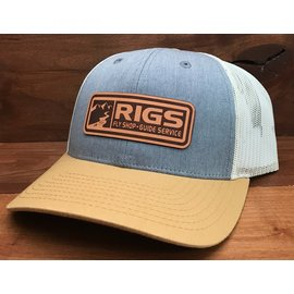 RIGS RIGS Leather Logo 115 -
