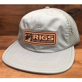RIGS RIGS Leather Logo 935 - Rogue Solid Khaki