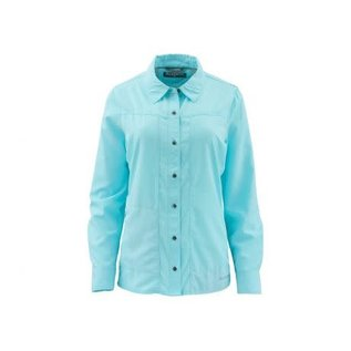 RIGS Simms RIGS Retro Fish Women's Isle Shirt -