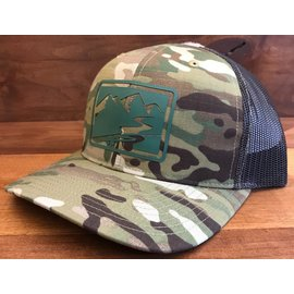 RIGS RIGS Silicon Transfer Logo 862 - Multicam Coyote Brown