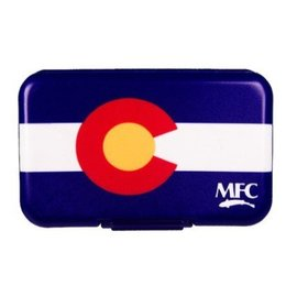 MFC Poly Box - Colorado State Flag