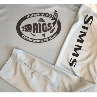 RIGS Simms RIGS Youth Solar Tech Hoody -