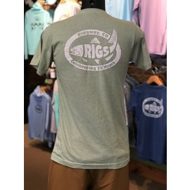 RIGS Throwback Logo T-Shirt
