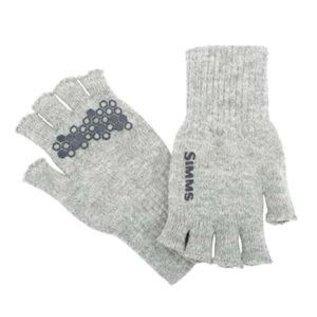 Simms Fishing Simms Wool Half Finger Glove -