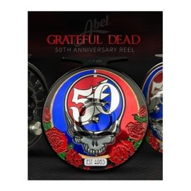 Abel Reels Abel Grateful Dead 50th Anniversary Reel