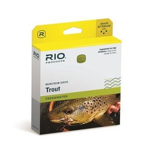 Rio Products Rio Mainstream Trout - Lemon Green