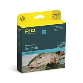 Rio Products Rio Bonefish Fly Line - Sand/Blue