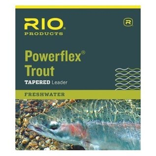 Rio Products Rio Powerflex Leaders - 9FT