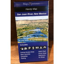 Map The Xperience Map The Xperience Fishing Maps -