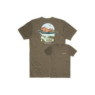 Simms Fishing Simms Underwood River T-Shirt -