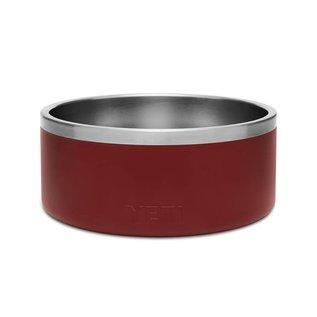 YETI Yeti Boomer 4 Dog Bowl - Brick Red