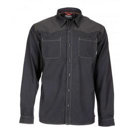 Simms Fishing Simms Black's Ford Flannel Shirt -