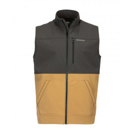 Simms Fishing RIGS Logo'd  Simms Men's Rogue Fleece Vest -