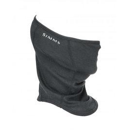 Simms Fishing Simms Lightweight Wool Neck Gaiter - Carbon