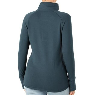 Free Fly Women's Bamboo Thermal Fleece Pullover -