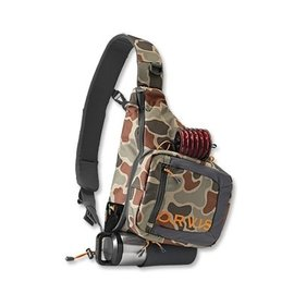 Orvis Orvis Safe Passage Sling Pack - Brown Camo