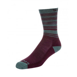 Simms Fishing Simms Womens Merino Lightweight Hiker Sock -