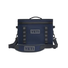 YETI Copy of YETI Hopper Flip 18 - Softsided Cooler - Fog Gray/Tahoe Blue