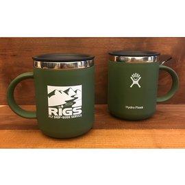 Hydro Flask RIGS Logo'd  Hydroflask 12 oz  Insulated Coffee Mug