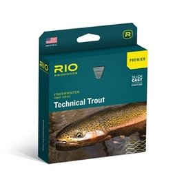 Rio Products RIO Premier Technical Trout Fly Line -