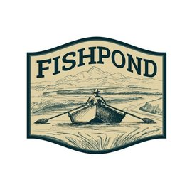 Fishpond Fishpond Drift Sticker - 5""