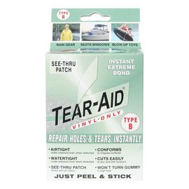 NRS Tear-Aid Patch Vinyl Type B Kit