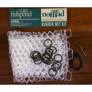 """Fishpond Fishpond 15"""" Nomad Replacement Net Kit -"""